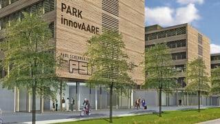 Baugesuch für Park Innovaare in Villigen eingereicht