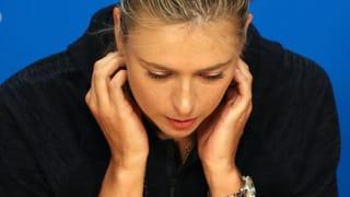 Maria Scharapowa vegn testada positiv sin doping