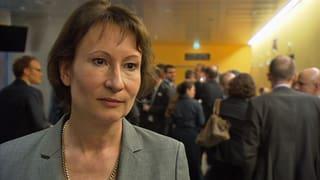 BKW-Chefin schliesst Frauenquote nicht mehr aus