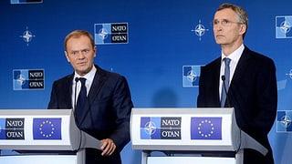 La NATO a Warschau – collavuraziun pli stretga cun l'UE
