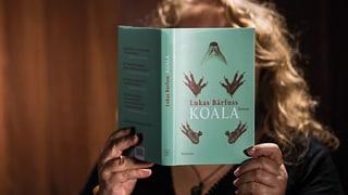 Neuer Bärfuss-Roman «Koala»: Schwarze Gedanken, niedlich verpackt