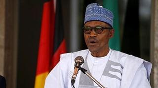 Nigerias Staatschef verkündet den Sieg über den Terror