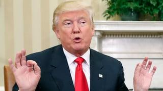 «Donald Trump sagt» – Einweg-Kommunikation mit Kalkül