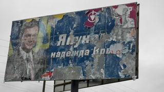 Auch in der Ostukraine verliert das alte Regime an Rückhalt