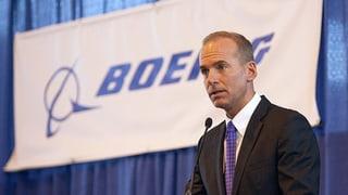 Schef da Boeing admetta sbagls da software