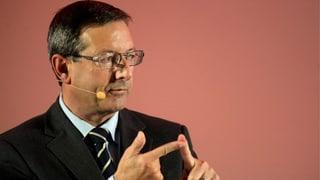 Urner Regierungsrat Josef Dittli möchte ins Stöckli