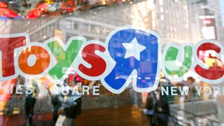 Toys'R'Us meldet Insolvenz an