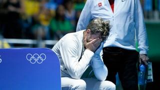 Steffen manchenta la medaglia da bronz