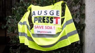 SDA-Redaktion tritt in den unbefristeten Streik