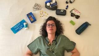 «Meine Migräne fühlt sich an wie eine Frontalkollision»