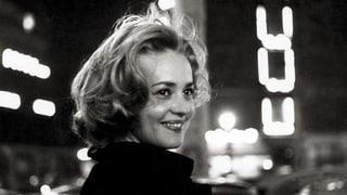 Intellektuell und leidenschaftlich: Adieu, Jeanne Moreau!  (Artikel enthält Bildergalerie)