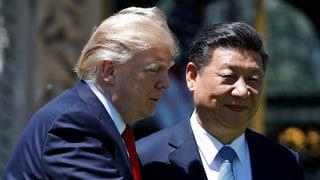 Trump legt im Handelsstreit mit China nach