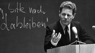 Friedensstifter im Unruhestand: Hans Küng wird 85