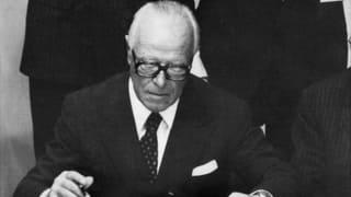 Das geheime PLO-Abkommen und der Fall Würenlingen