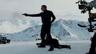 «James Bond» wird während der Drehpause operiert
