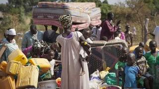 Südsudan: Friedensdialog gestartet – Tausende auf der Flucht