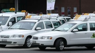 Markt soll Zahl der Basler Taxis regeln