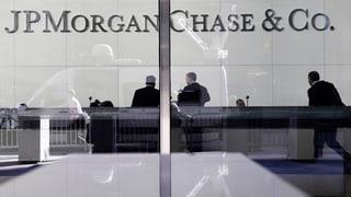 JP Morgan hat Fehlspekulationen offenbar nicht verhindert