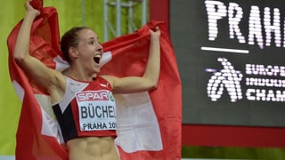 Selina Büchel holt sensationell EM-Gold