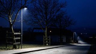 St. Gallen setzt auf Strassenbeleuchtung bei Bedarf