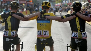 Tour de France in Bern:  Strassen rund fünf Stunden gesperrt