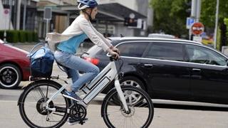 E-Bike-Boom im Aargau