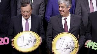 Eurogruppen-Chef: «Wir haben einen Deal»