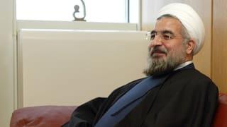 Rohanis Charmeoffensive: Der Westen bleibt skeptisch