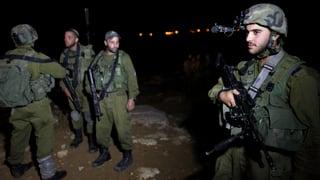 Gaza-Konflikt: Mobilmachung in Israel
