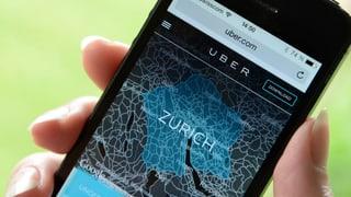 Über 500 Strafverfahren gegen Uber-Fahrer