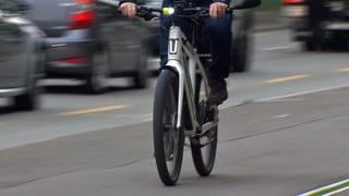 Frisierte E-Bikes haben auf der Strasse nichts verloren