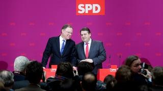 SPD surft auf der Euphoriewelle