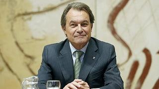 Kataloniens Regierungschef muss vor Gericht antraben
