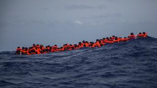 Hilfsorganisationen setzen Rettungseinsätze im Mittelmeer aus