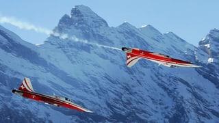 Accident Patrouille Suisse: 2 examinaziuns