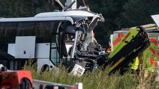 Der Unfall ereignete sich auf der A2 bei Lugano.