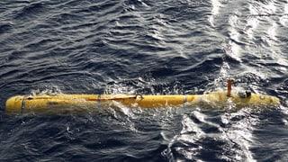MH370: Trotz Scheitern soll die U-Boot-Suche weitergehen