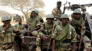 Nigerias Armee nimmt Boko-Haram-Zentrale ein