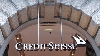 Credit Suisse verdoppelt Gewinn