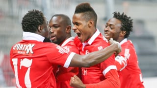 So lief der Cup-Viertelfinal zwischen Sion und Aarau
