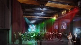 Stahlgiesserei Schaffhausen: Veranstaltungshalle wird saniert
