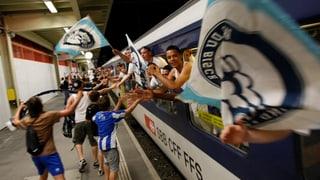 Antrag «Extra-Züge für Sportfans» wackelt