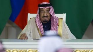 König Salman wechselt hohe Militärs aus