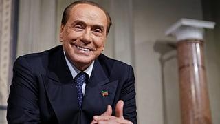 Berlusconi will es nochmals wissen (Artikel enthält Video)