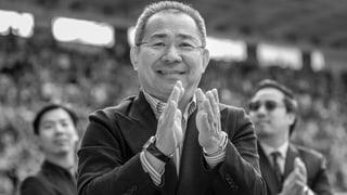 Leicester-Präsident tödlich verunglückt