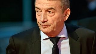 Niersbach tritt als DFB-Präsident zurück
