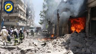 Siria: Pausa da cumbat