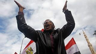 Anspannung in Kairo nach Verfassungserfolg