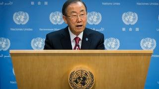 Dilettantische Suche nach Ban Ki Moons Nachfolger