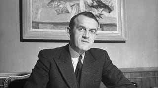 Max Petitpierre, 1944-1961